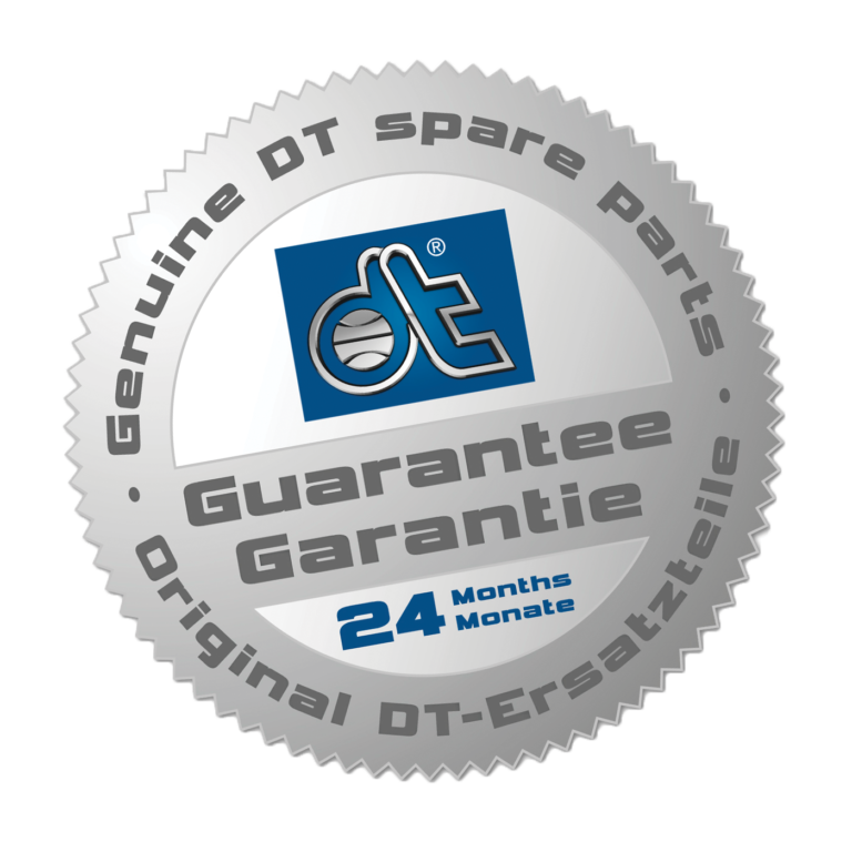 Genuine DT Spare Parts 24 Month Guarantee Warrantee